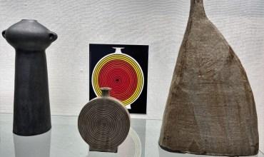 Keramik aus Frechen - Arbeiten von Gertrud Schneider-Kirilowitsch und Brigitte Schulze-Köppel