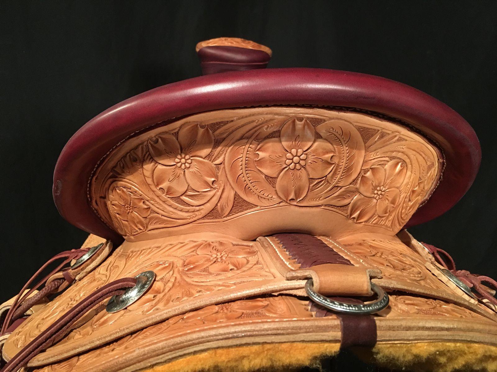 Custom Cantle Tooling