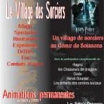 village des sorciers à Soissons