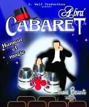 Abra' Cabaret La Cible Affiche