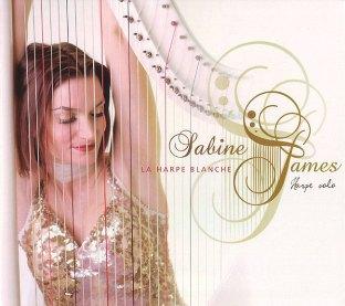 Sabine James la harpe blanche
