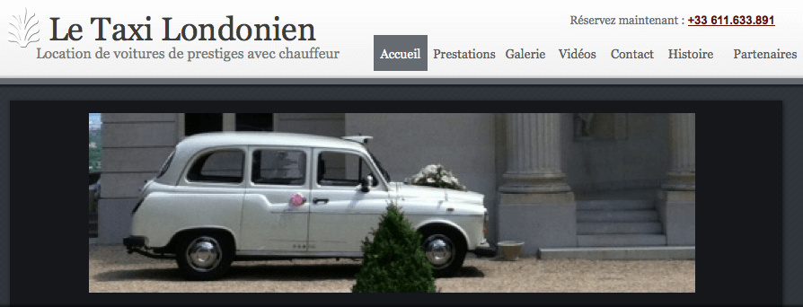 le taxi londonnien avec arnaud mesmin