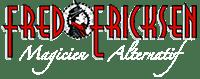 logo Fred Ericksen magicien lyon