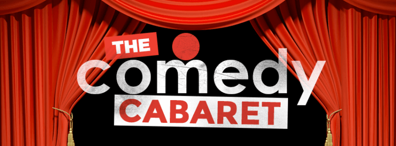 The Comedy Cabaret est une scène ouverte présentée par Fred Ericksen afin de vous faire découvrir des univers différents