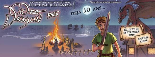 """, Le Chasseur de Dragons au Festival """"Cidre & Dragon"""", Fred Ericksen • Magicien Lyon • Conférencier mentaliste, Fred Ericksen • Magicien Lyon • Conférencier mentaliste"""