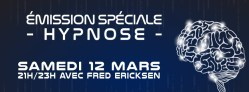 emission radio 91fm hypnose fred ericksen