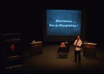 Manipulation ou mentalisme ? Fred Ericksen