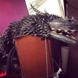 chasseur de dragons, Les dragons sont baptisés, Fred Ericksen • Magicien Lyon • Conférencier mentaliste, Fred Ericksen • Magicien Lyon • Conférencier mentaliste