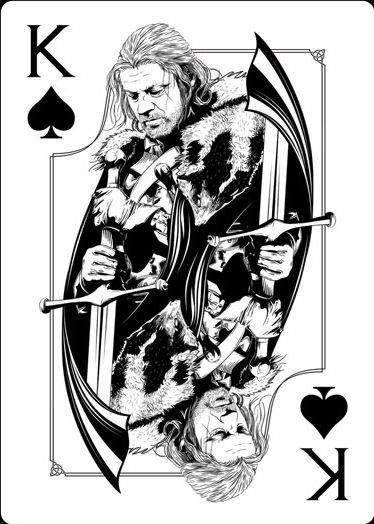 jeu de cartes, Collection privée Game Of Thrones, Fred Ericksen • Magicien Lyon • Conférencier mentaliste, Fred Ericksen • Magicien Lyon • Conférencier mentaliste