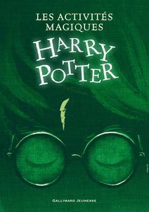 Les activités magiques Harry Potter 01