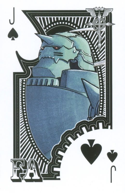 collection jeu de cartes manga 03 • Jeu de cartes manga • Fred Ericksen • Magicien Lyon • Conférencier mentaliste