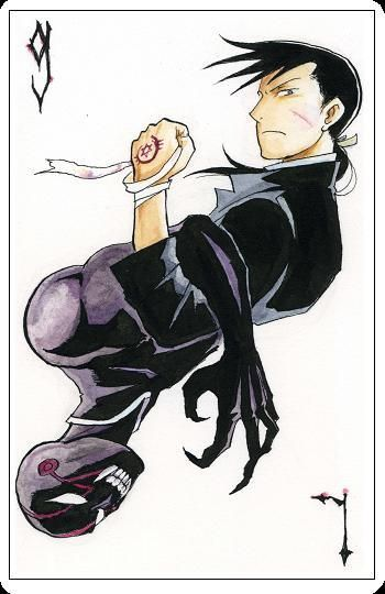 collection jeu de cartes manga 16 • Jeu de cartes manga • Fred Ericksen • Magicien Lyon • Conférencier mentaliste