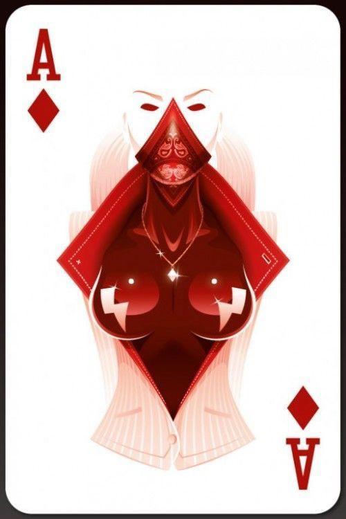 collection privee cartes à jouer fred ericksen magicien 093 • Collection privée Sexy • Fred Ericksen • Magicien Lyon • Conférencier mentaliste