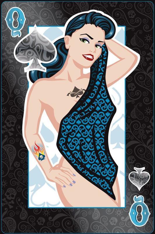 collection privee cartes à jouer fred ericksen magicien 233 • Collection privée Sexy • Fred Ericksen • Magicien Lyon • Conférencier mentaliste