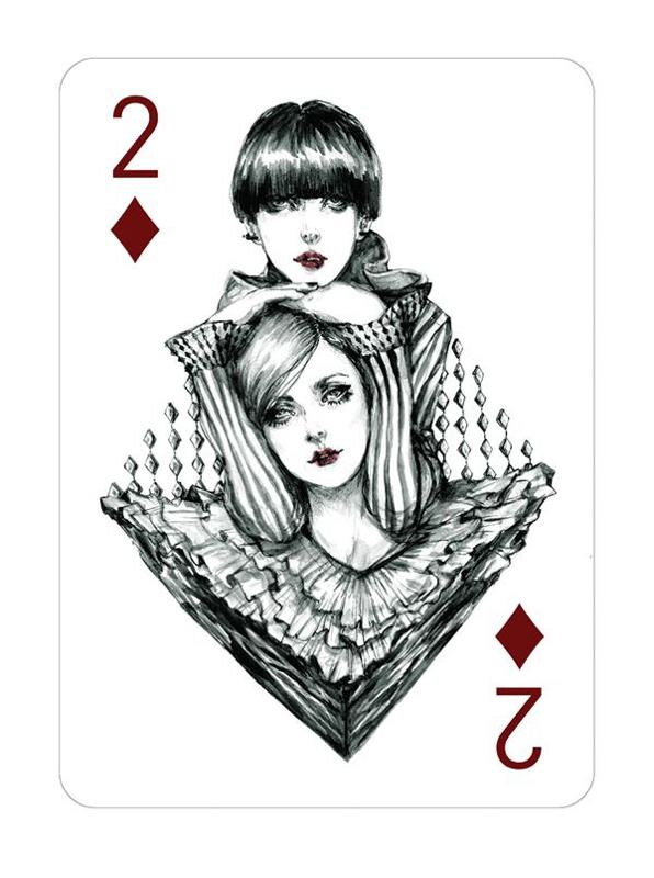 collection privee cartes à jouer fred ericksen magicien 314 • Collection privée Sexy • Fred Ericksen • Magicien Lyon • Conférencier mentaliste