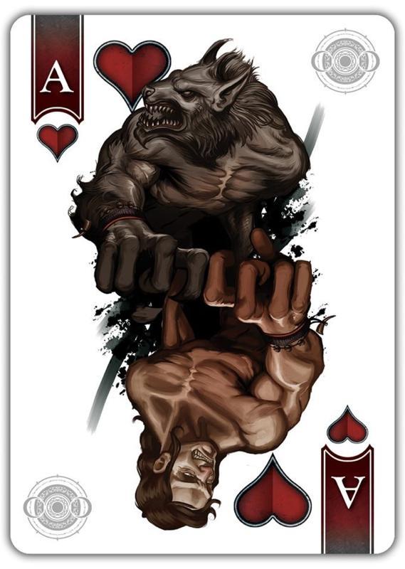 collection privee cartes à jouer fred ericksen magicien 347 • Collection privée Animaux • Fred Ericksen • Magicien Lyon • Conférencier mentaliste