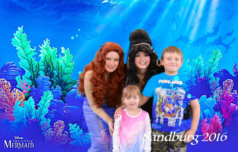 Fred Backhaus Photography   Little Mermaid Breakfast with the Cast 2016