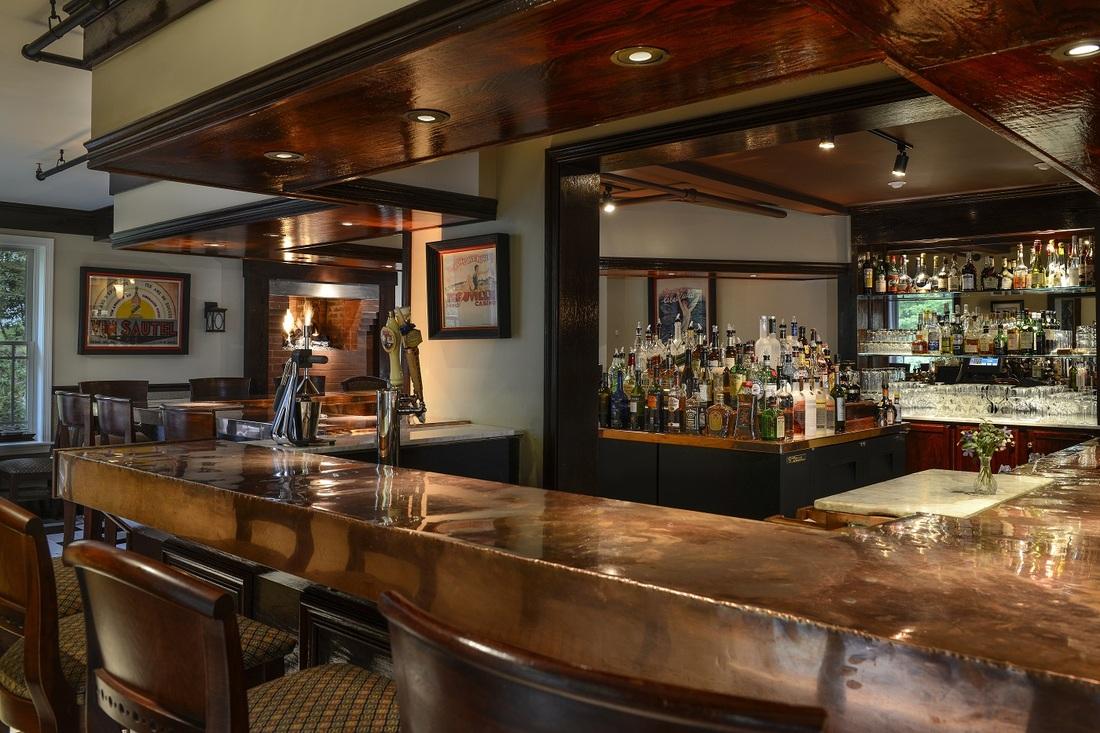 The Oak Room Restaurant and The Copper Beech Inn Elegant Setting Sophisticated Cuisine in