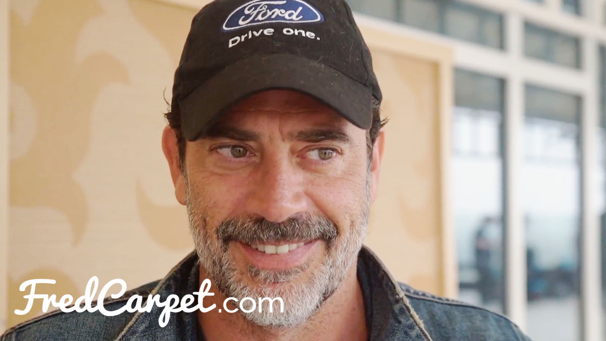 The Walking Dead Interview Mit Jeffrey Dean Morgan
