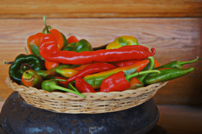 The Power Of Cayenne - Turn Up The Heat
