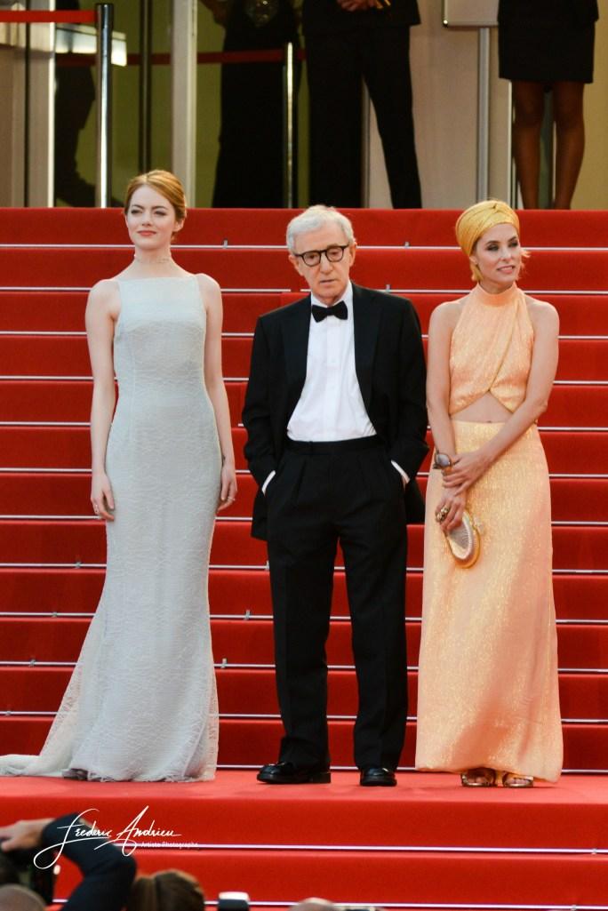 Festival de Cannes Woody Allen