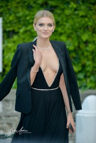 Lily Donaldson at AmfAR's 22nd Cinema Against AIDS Gala, Presented By Bold Films And Harry Winston at Hotel du Cap-Eden-Roc on May 21, 2015 in Cap d'Antibes, France.