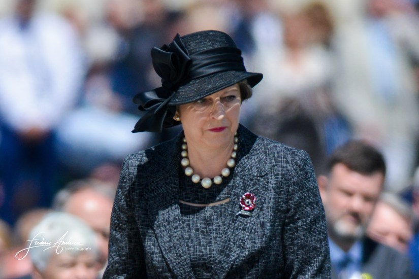 Commemoration in Passchendaele. The Prins of Wales Charles, Duke and Duchess of Cambridge William and Kate, King Philippe and Queen Mathilde and Prime Minister Theresa May will attend the commemorations at the Tyne Cot Commonwealth War Graves Cemetery to mark the centenary of Passchendaele - Third Battle of Ypres F. Andrieu/AgencePeps/Reporters