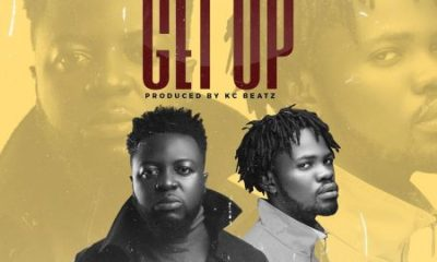 Listen Up: Guru ft Fameye - 'Get Up'