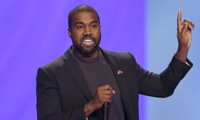 Kanye West Urinates On His Grammy Award (Video)