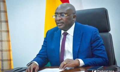 Okada, Trotro, Taxi Drivers Can Swap Old Cars, Bikes For New Cars - Vice President Dr. Mahamadu Bawumia
