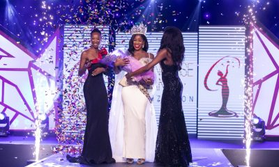 25 Year Old Chelsea Tayui Has Been Crowned Miss Ghana 2020