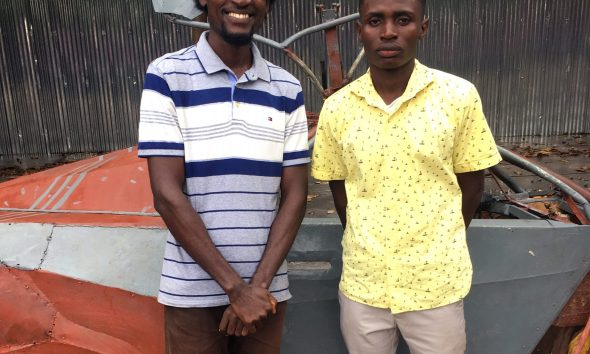 FULL STORY: The Story Of The 18-Year-Old JHS Graduate Who Built A Vehicle