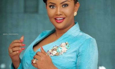 I Used To Drive From Ghana To Ivory Coast - Nana Ama McBrown