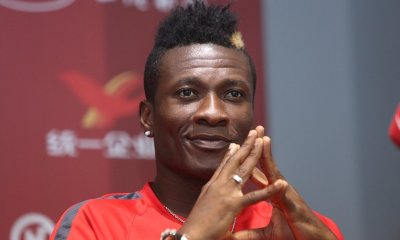 Asamoah Gyan Signs Four Years Contract With Legon Cities