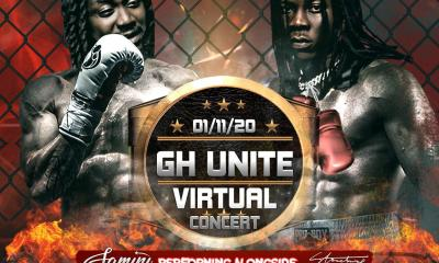 Samini, Kofi Kinaata, Kuami Eugene And Stonebwoy To Perform And Promote Peace At GHUnite Virtual Concert