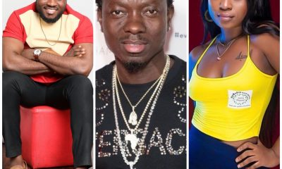 Actor Micheal Blackson Speaks On DKB And Efia Odo's Social Media Rant