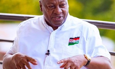 4 More Years For NPP Is Doom For Ghana - John Mahama