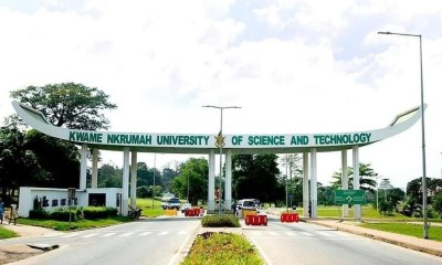 KNUST Ranked The Best University In Ghana, 12th In Africa