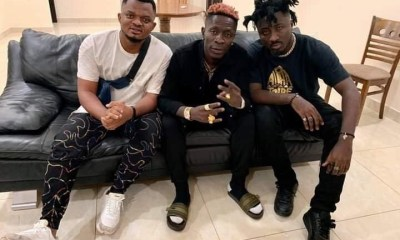 We Are Grateful For The Exposure He Has Given Us, He Should Take The Revenue - Amerado On Shatta Wale