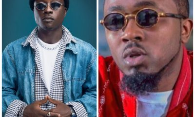 Ice Prince endorses Kofi Jamar on TV3's New Day Show