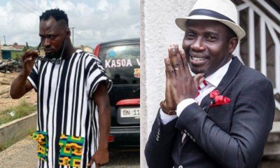 """""""Funny Face's apologies is not a proper apology"""" - Counsellor Lutterodt"""