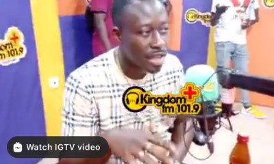 , Fameye tried scamming me like he did to Awal when l wanted to feature him – US based Yung Corb shares his sad experience with Fameye, Frederick Nuetei