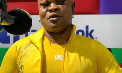 """, """"I'm bleaching myself like Micheal Jackson and Daddy Lumba"""" – Bukom Banku back to factory setting after receiving the highest form of rebranding from EIB Network, Frederick Nuetei"""