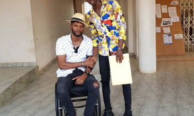 , If after my apology Ogidi Brown turns a deaf ear to me, l will take legal actions against him because he owes me – Cryme Officer, Frederick Nuetei