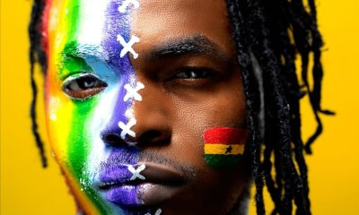 """, """"Support your own Ghana"""" – Kamelyeon, Frederick Nuetei"""