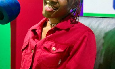 , Rufftown Records new signee, Kiki Marley, tattoo's Bullet permanently on her body, Frederick Nuetei