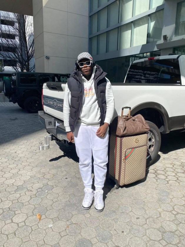, Honestly, my whole life l don't remember the last time l touched 'fraud' money – Medikal, Frederick Nuetei