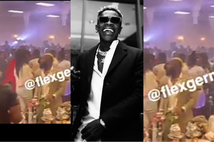 , Watch: Shatta Wale easily sold out his Easter party in Virginia, USA, Frederick Nuetei