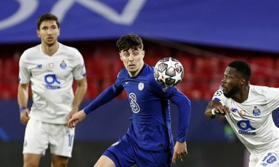, Chelsea to face Real Madrid or Liverpool after qualifying for the UEFA champions league semi finals, Frederick Nuetei