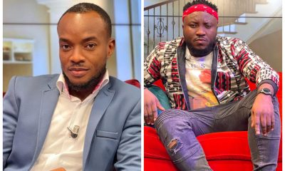, Watch: Angry DKB nearly storms out of United Showbiz over Halifax's comment, Frederick Nuetei